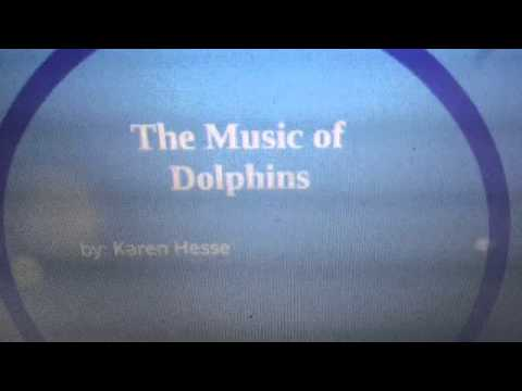 The Music of Dolphins book report