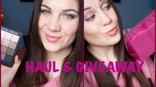 Target Haul & GIVEAWAY(Closed)!