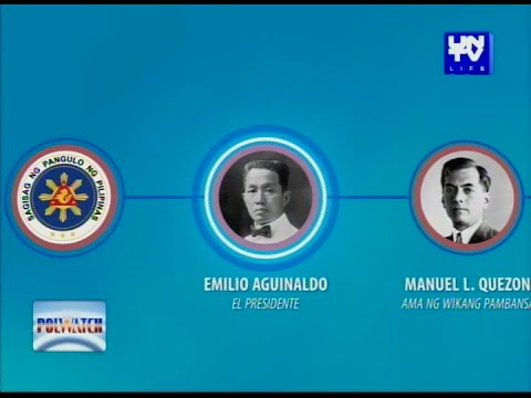 Quick History Rundown of Philippine Presidents