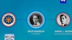 Quick History Rundown of Philippine Presidents
