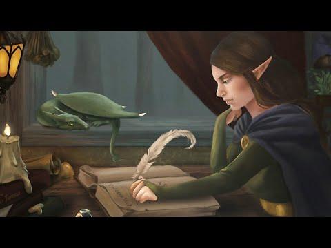fantasy music radio - beats to study spells/brew potions to (24/7 Stream)