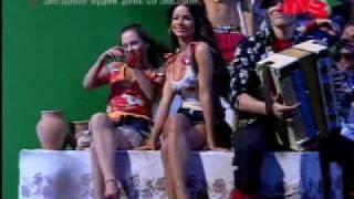 "Бьянка - Съёмка Клипа ""Про Лето""МУЗ ТВ (Byanka - On The Set Pro Leto)"