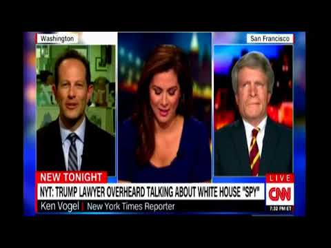 Richard Painter calls the President's lawyers the gang that couldn't shoot straight