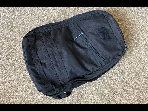 The GoRuck GR1 Pack: The Full Nick Shabazz Review