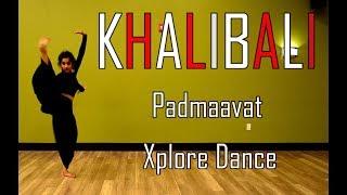 Padmaavat: Khalibali - Ranveer Singh | Deepika Padukone |  Dance Choreography