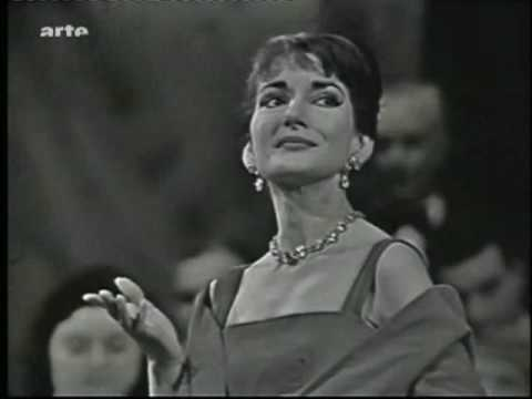 Maria Callas Ah bello a me ritorna from Norma by V. Bellini