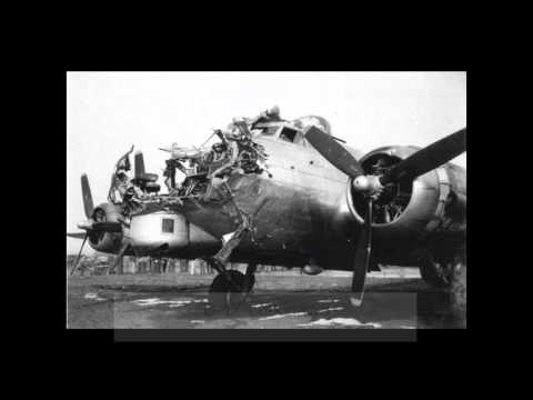 WW2 – 30 Minutes of Destroyed Allied Aircraft