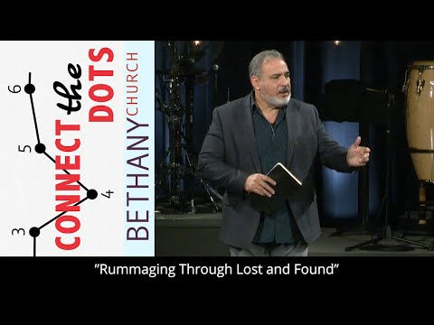 Rummaging Through Lost and Found - Luke 15