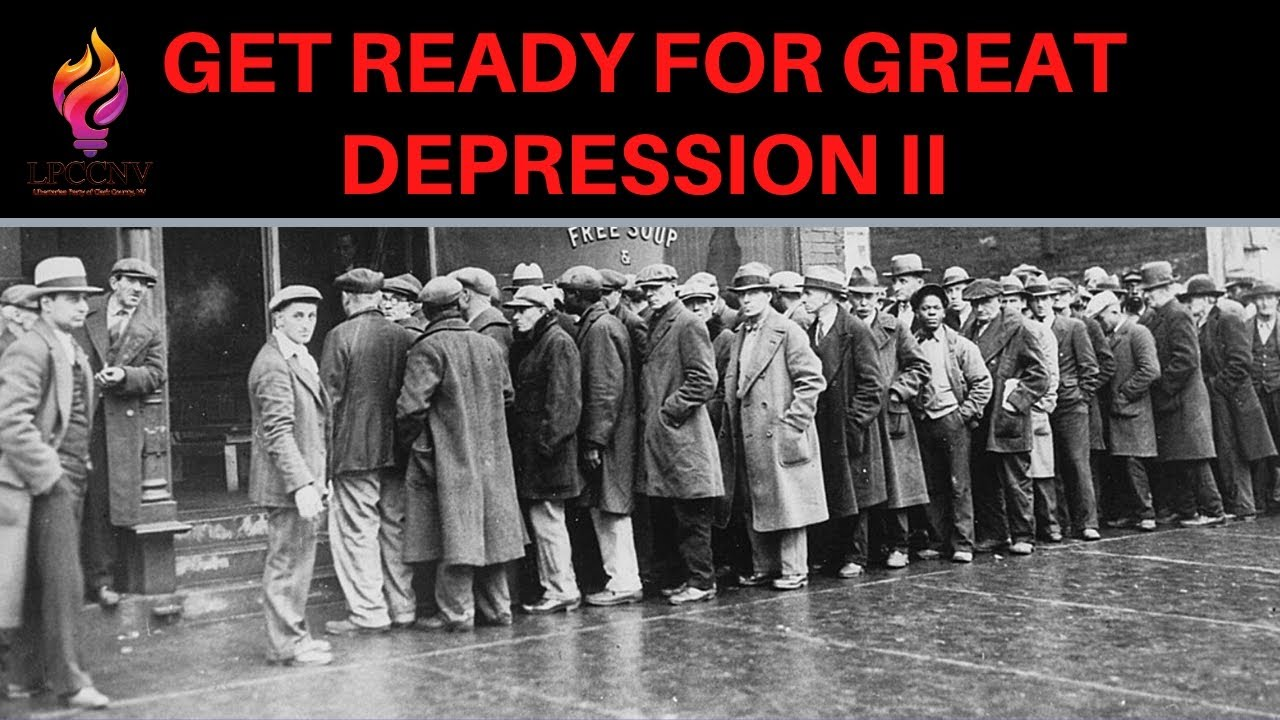 GET READY FOR GREAT DEPRESSION II