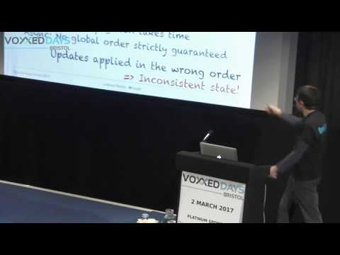 Lorenzo Nicora - From C to Q one event at a time - VOXXED DAYS BRISTOL 2017
