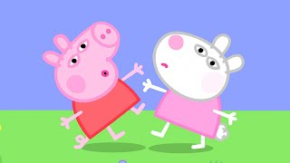 Peppa Pig Official Channel   When Peppa Pig was a Baby Pig...