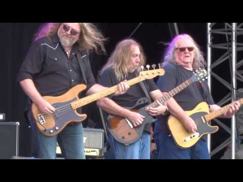 The Kentucky Headhunters - Walking with the Wolf - Ramblin Man 2016 Mp3