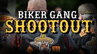 Biker Gangs Battle At Texas Restaurant, Many Killed, Scores Arrested