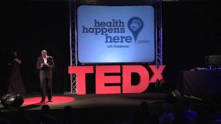 When time doesn't heal all wounds | Dr. Robert K. Ross | TEDxIronwoodStatePrison