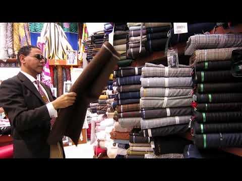 Rex Fabrics Men's Specialist - Bespoke Tailoring - Custom Suits Miami, FL