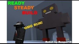 Ready Set Build (Roblox)