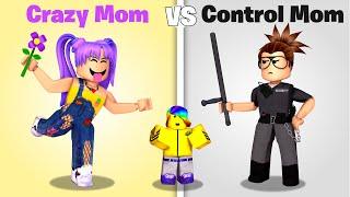 Download Roblox CRAZY Mom vs CONTROLLING Mom.. 🤪💀