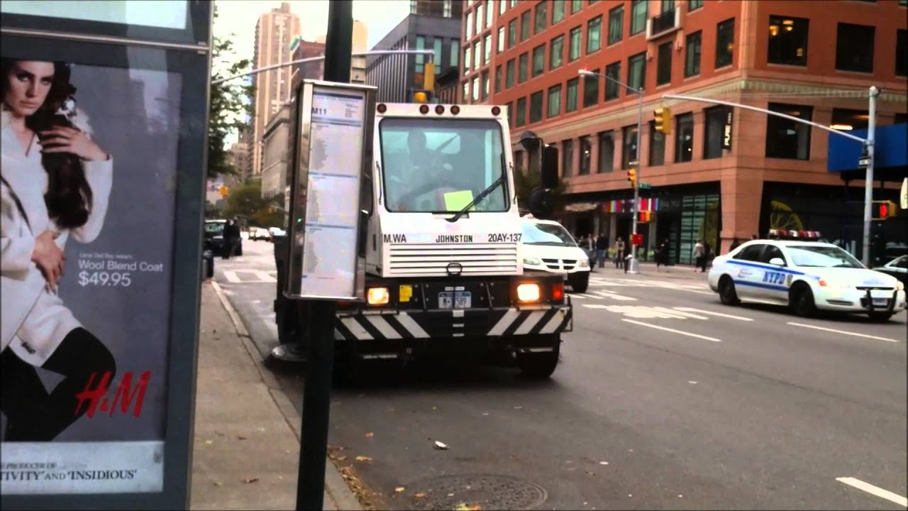 DSNY NEW YORK CITY DEPARTMENT OF SANITATION COMPILATION OF - Nyc street sweeping map