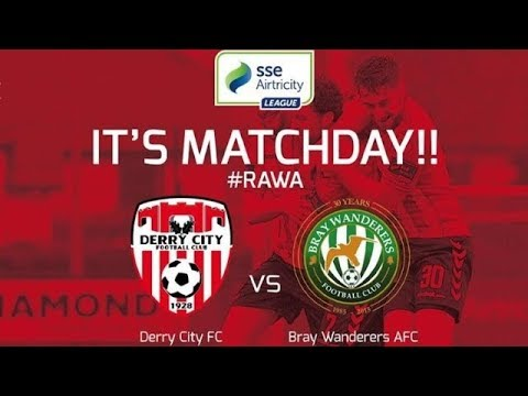 Derry City vs Bray Wanderers | 22/09/2017 | Premier Division 2017