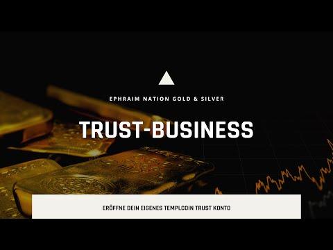 Trust Business #001 TempleCoin