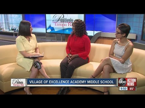 Positively Tampa Bay: Village of Excellence Academy