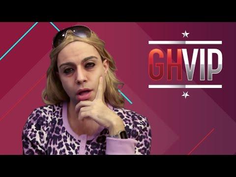 Belén Esteban critica a Olvido Hormigos   GH VIP  (Parodia)