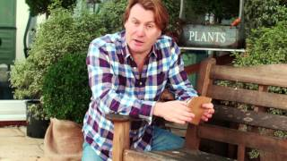 Caring for your Hartman Wooden Garden Furniture with David Domoney