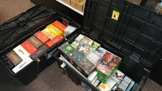 Military Magic The Gathering Collection shipped in Crates around the World