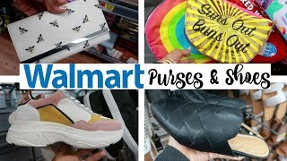 WALMART SHOPPING!! COME WITH ME* PURSES & SHOES