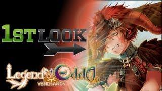 Legend of Edda Vengeance - First Look