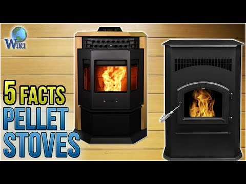 Pellet Stoves: 5 Fast Facts