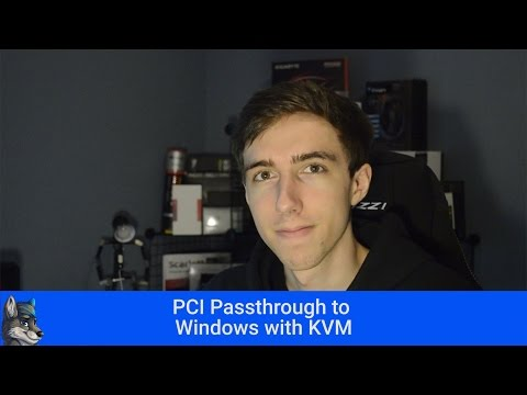 Play games in Windows on Linux! PCI passthrough quick guide