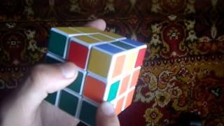 Как собрать кубик Рубика? Видеоурок №12