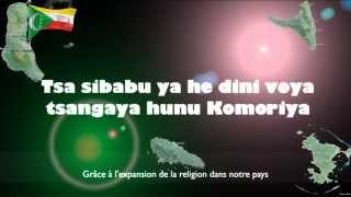 hymne nationale de comores