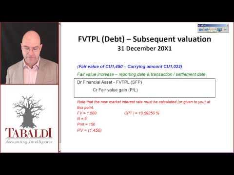 FAC2601-LU8-Example FVTPL debt instrument with interest