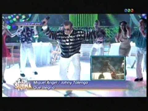 Johny Tolengo - Mis Amigos Los Pibes