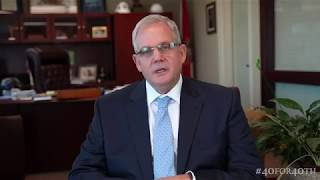 Chancellor Criser Invite to the 40th Annual Meeting