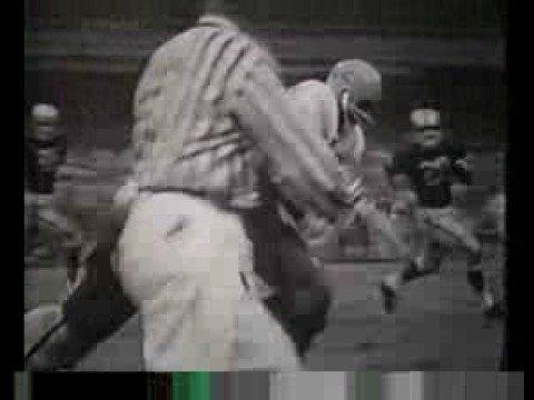 Ernie Davis-The Express Annoucement