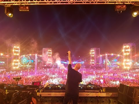 TJR at Electric Daisy Carnival Las Vegas 2016