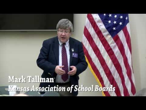 Mark Tallman presentation