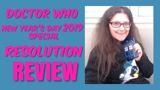 Doctor Who Resolution New Year's Day 2019 Special REVIEW