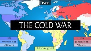 The Cold War - summary of main stages of conflict