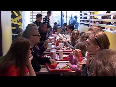 McDonald's u Tuzli, 23.Novemba...