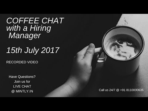 Coffee Chat with a Hiring Manager-1