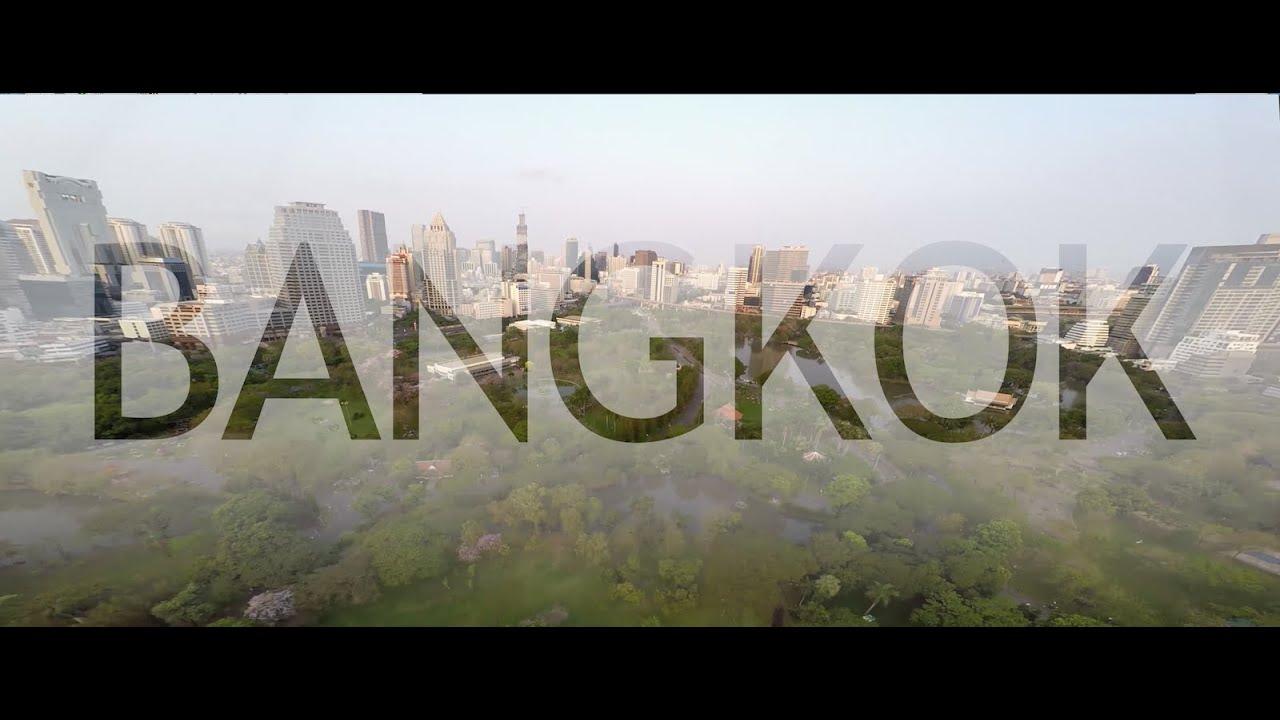Видео в Бангкок из Пхукета: