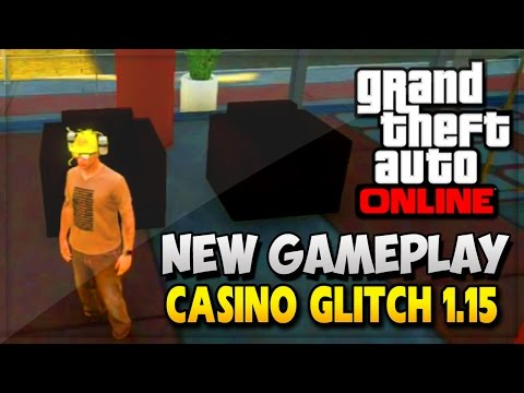 GTA 5 Casino Interior Gameplay - GTA V Gameplay Glitch!! (GTA 5 ...