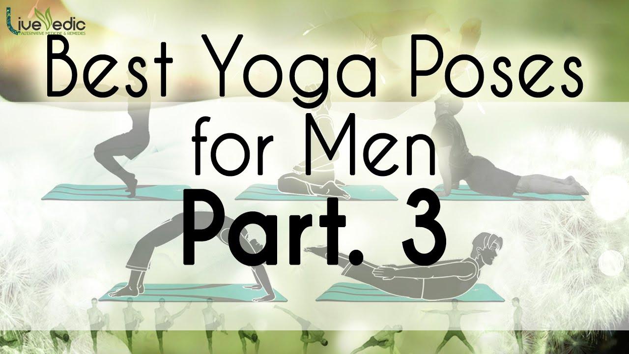 Best Yoga Poses For Men