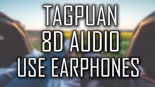 Tagpuan (8D AUDIO)- Moira Dela Torre || USE EARPHONES || Music Republic ||