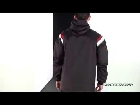 83757 adidas AC Milan All Weather Jacket 14/15