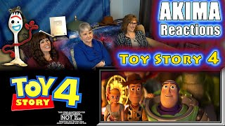 Toy Story 4 | AKIMA Reactions